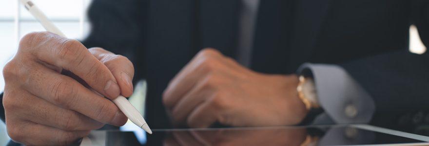 Signature électronique : quels documents peuvent être signés de façon dématérialisée?